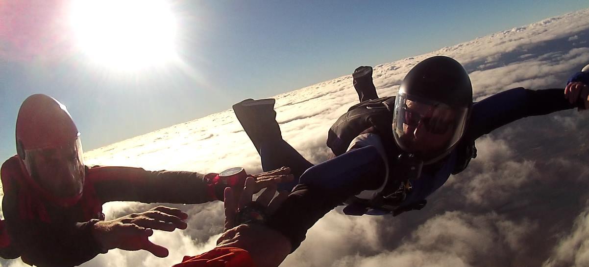 Formation Skydiving Robertson Skydive School
