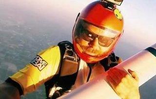 Luke Godfrey Skydiving Robertson Skydive School