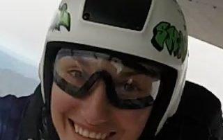 Yvette Smal Robertson Skydive School Headshot